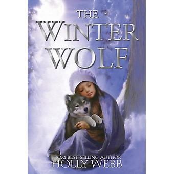 Winter Wolf by Webb Holly