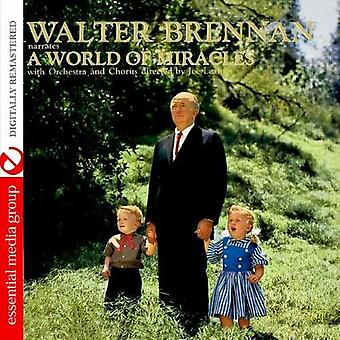 Walter Brennan - World of Miracles [CD] USA import