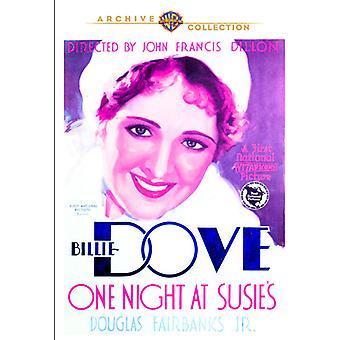 Eine Nacht im Susie [DVD] USA Import