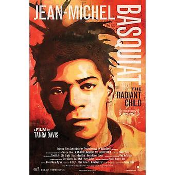 Jean-Michel Basquiat: Importación de Estados Unidos el niño radiante [DVD]