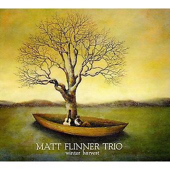 Matt Flinner Trio - Winter Harvest [CD] USA import