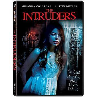 Importare gli intrusi [DVD] Stati Uniti d'America