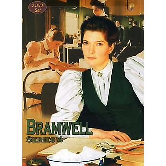 Bramwell: Série 4 [DVD] USA import
