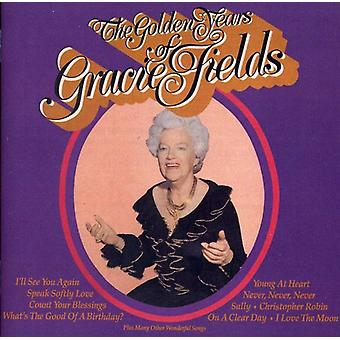 Gracie Fields - Golden Years of Gracie Fields [CD] USA import