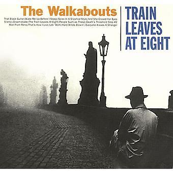 Walkabouts - trein bladeren op acht [CD] USA import