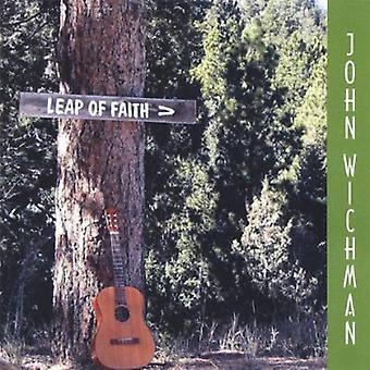 ジョン Wichman - 信仰の飛躍 [CD] USA 輸入