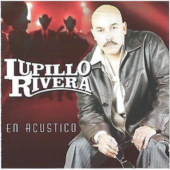 Lupillo Rivera - En Acustico [CD] USA import