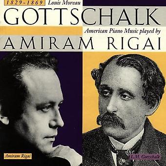 L.M. Gottschalk - Gottschalk: American Piano Music [CD] USA import