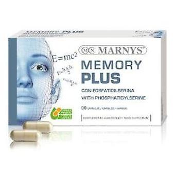 Marny's Memory Plus 30cap. (Vitamins & supplements , Special supplements)
