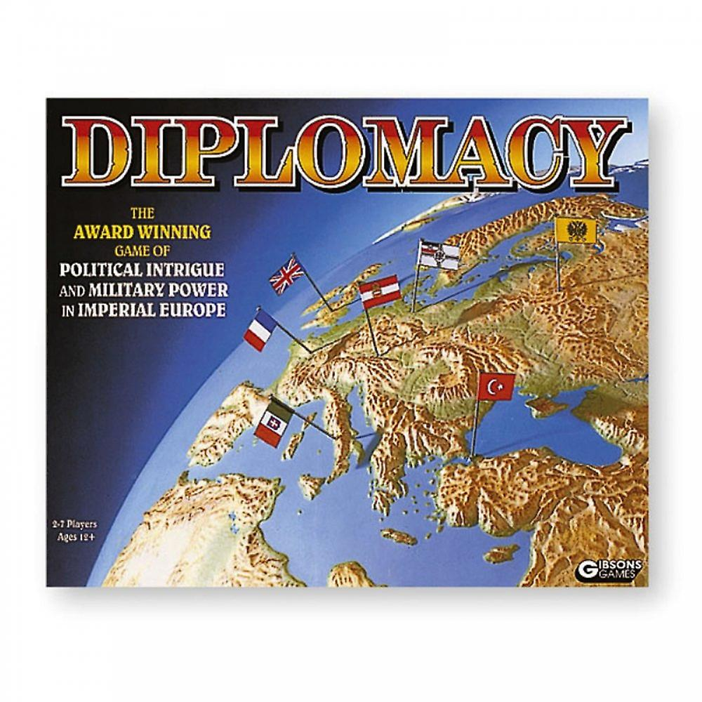 Gibsons Diplomacy