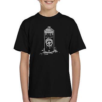 Hvad en Spray hvad en dejlig Spray Mad Max raseri Road krig drenge Kid's T-Shirt