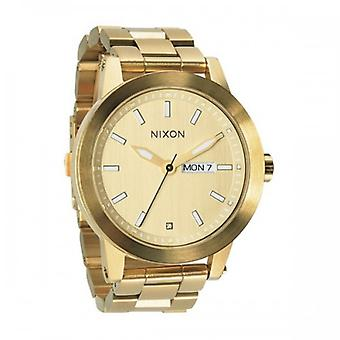 Nixon The Spur Uhr - All Gold