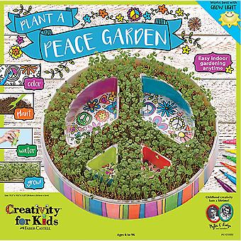 Creativity For Kids 6105 Plant Peace Grow Kit