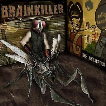 Brainkiller - Infiltration [CD] USA importerer