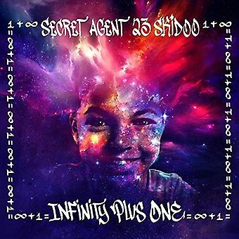 Hemmelige Agent 23 snescooter - Infinity Plus One [CD] USA import