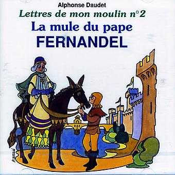 Fernandel - Fernandel: Vol. 2-Lettre Mon Moulin [CD] USA import