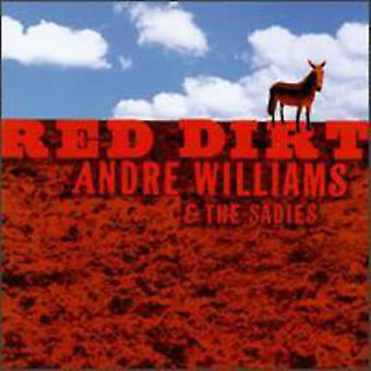 Andre Williams y Sadies - importación de Estados Unidos rojo suciedad [CD]