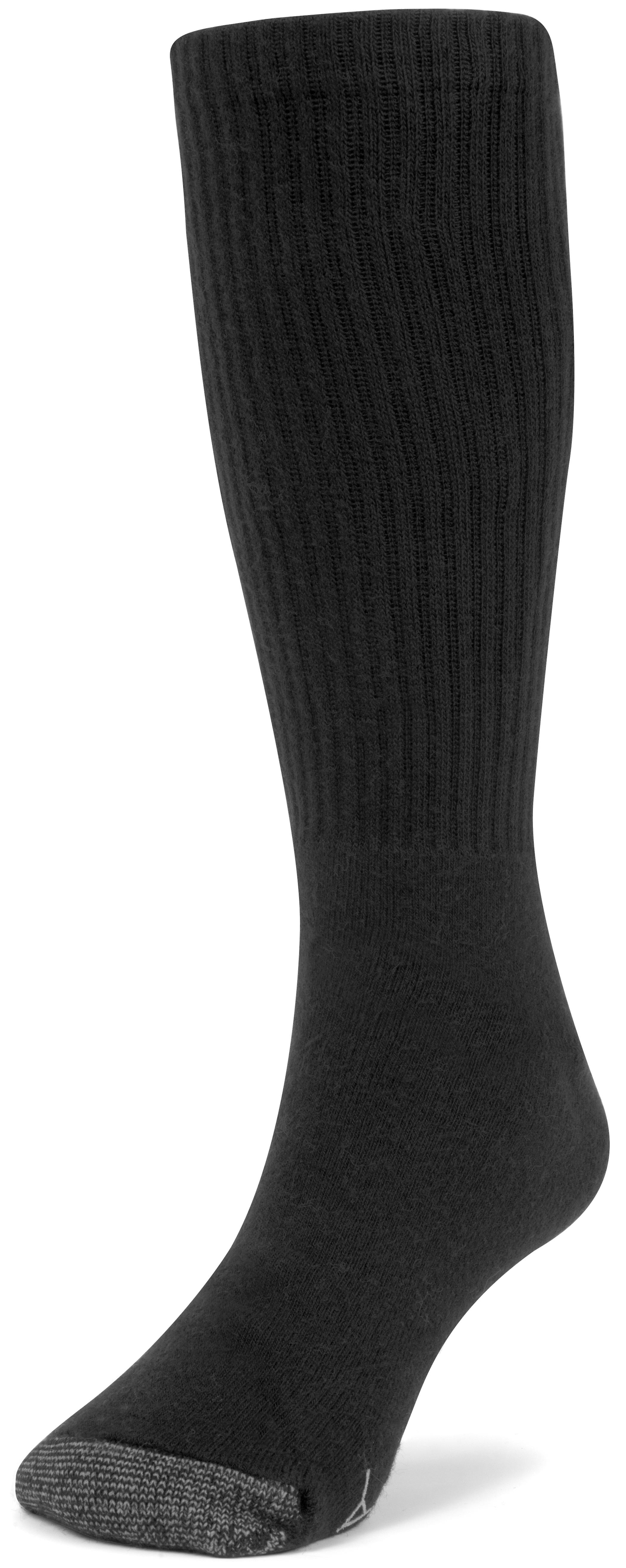 Galiva Boys' Cotton Extra Soft Crew Cushion Socks - 3 Pairs