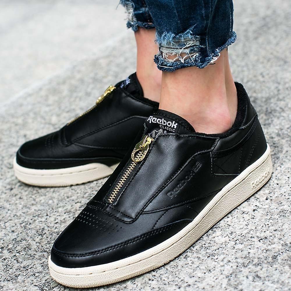 Reebok Club C 85 Zip BS6608 universal all year women shoes
