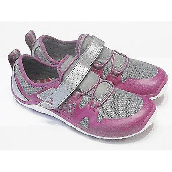 Vivobarefoot Vivobarefoot Trail Freak Girls Purple Barefoot Trainers