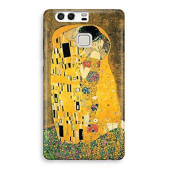 Huawei P9 Full Print Case - Der Kuss