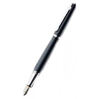 Otto Hutt Design 6 Fountain Pen - Black