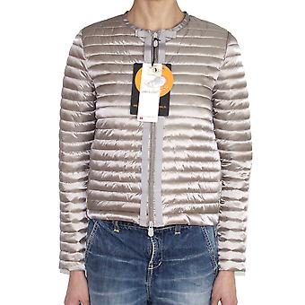 Save the duck ladies D3590WIRIS6144 grey polyester Quilted Jacket