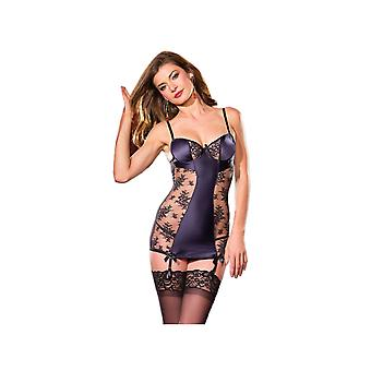 Be Wicked  BW1434 Satin Chemise