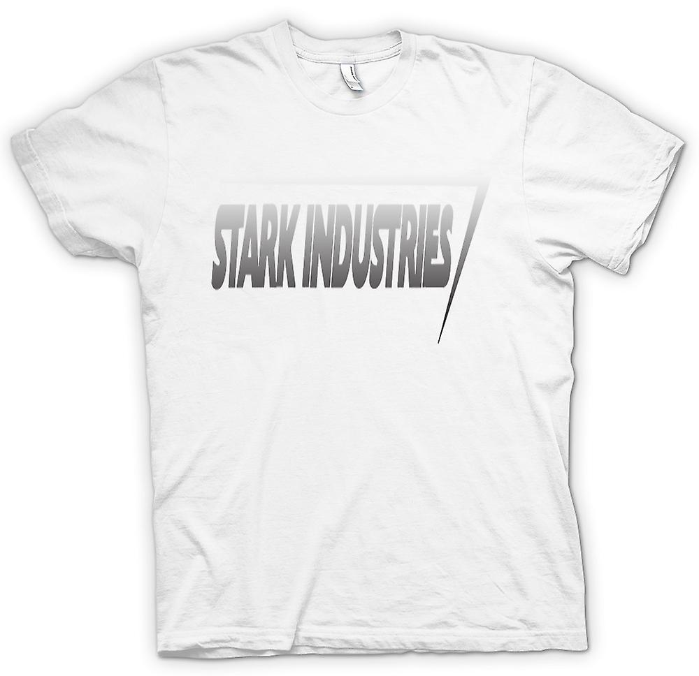 Womens T-shirt - Stark industrieën Logo - Iron man