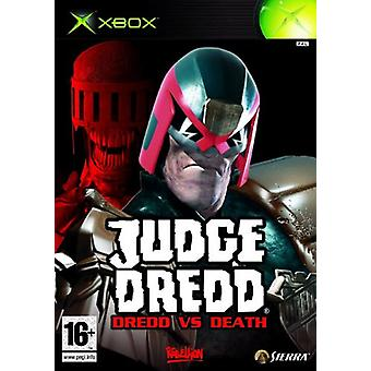 Judge Dredd Dredd vs Death (Xbox)