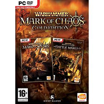 Warhammer-Mark of Chaos - Gold (PC)