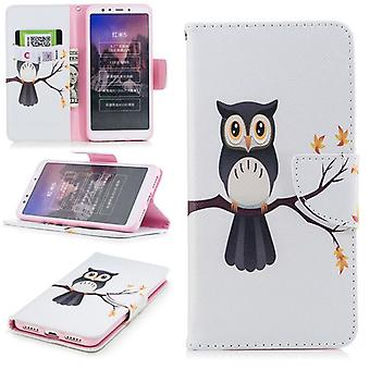 Pocket wallet motif 38 for Xiaomi Redmi 5 protection sleeve case cover pouch new