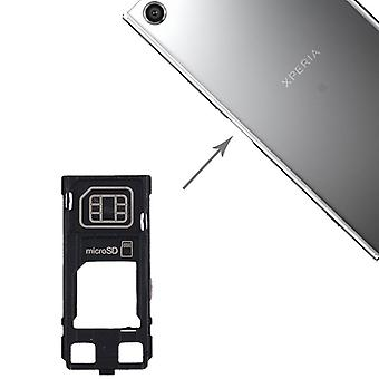 SIM-kort Halter bakke slide mount indehaveren Sony Xperia X / XZ / X premium adapter