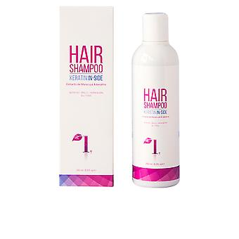 Salon de beauté intelligent cheveux shampooing kératine 250 Ml côté complément unisexe