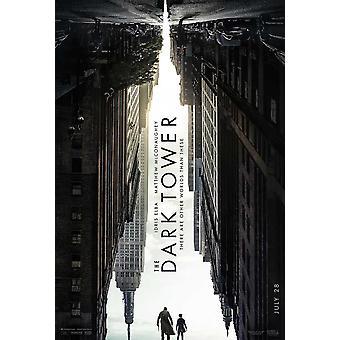 Poster do filme a torre negra (11 x 17)
