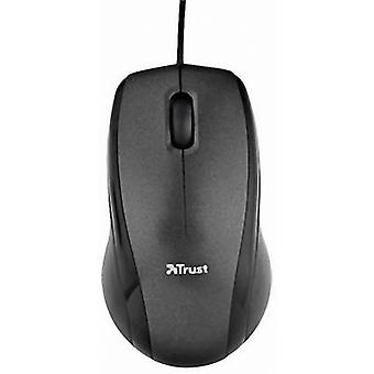 Trust Carve USB mouse Optical Black