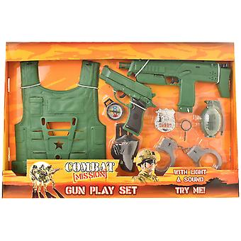 COMBAT MISSION 2 Gun Playset