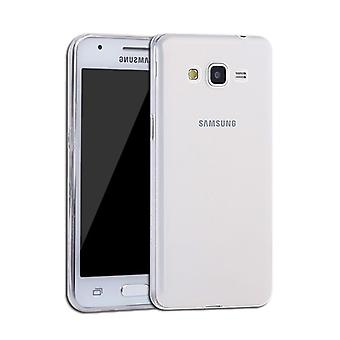 Samsung Galaxy Grand Prime transparent case cover silicone