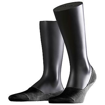 Falke Step No Show Socks - Black