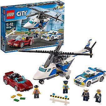 Lego 60138 City Achtervolging