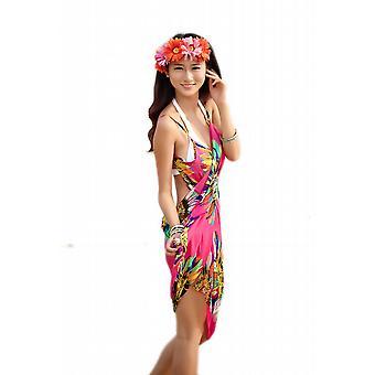 Waooh - Fashion - blühenden Sarong
