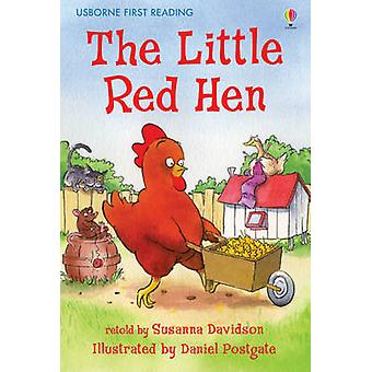 The Little Red Hen - Level 3 by Susanna Davidson - None - 978074607051