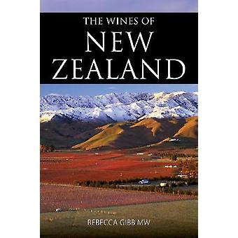 The wines of New Zealand by The wines of New Zealand - 9781906821821