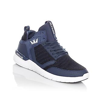 Supra Navy-Black-White Method Shoe