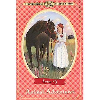 Animal Adventures (Little House Chapter Books)