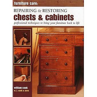 Furniture Care: Repairing and Restoring Chests & Cabinets: Professional Techniques to Bring Your Furniture Back...
