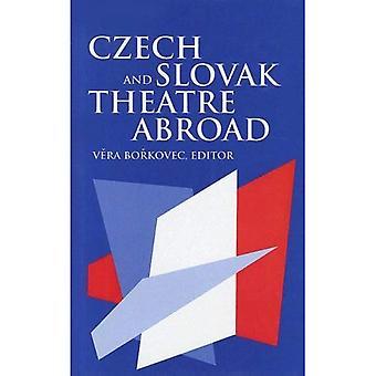 Tsjechische en Slowaakse theater in het buitenland: USA, Canada, Australië en Engeland (EEM)