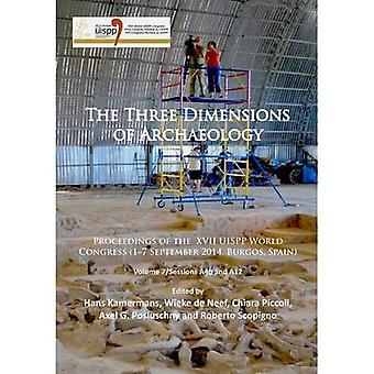The Three Dimensions of Archaeology: Volume 7/Sessions A4B and A12: Proceedings of the XVII UISPP World Congress...