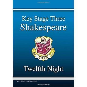 KS3 Shakespeare: Trettondagsafton Revision Guide Pt. 1 & 2