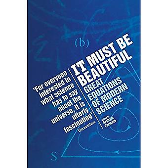 Elle doit être belle: grand des équations de la Science moderne
